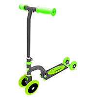 Ozbozz My First Scooter Black & Green