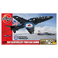 Airfix RAF Fund Hawk Starter Set
