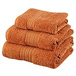 Sainsbury's Copper Egyptian Cotton Towel