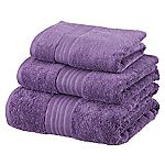 Sainsbury's Amethyst Egyptian Cotton Towel