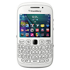 Vodafone Blackberry Curve 9320 White Mobile Phone
