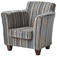 Neve Stripe Chair