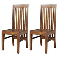 Asha Pair of Dining Chairs