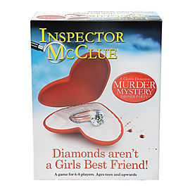 Murder Mystery Diamonds Aren't a Girl's Best Friend