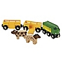 Brio Farm Train Wooden Play Set