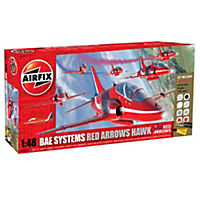 Airfix Gift Pack 1:48 Red Arrows