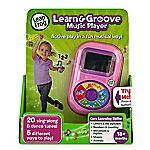 LeapFrog Learn & Groove Music Player Violet