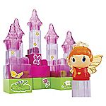 Mega Bloks First Builders Lil' Princess Sparkling Tower