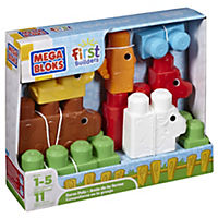 Mega Bloks First Builders Farm Pals