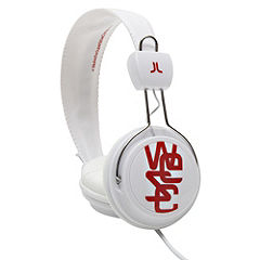 WeSC Conga Unisex Premium Headphones Red