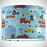 Tu Car Print Lampshade