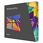 Windows 8 Pro Full Upgrade for Windows XP, Windows Vista and Windows 7