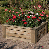 Rowlinson 3x3 Raised Planter
