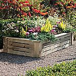 Rowlinson 6x3 Raised Planter