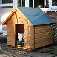 Rowlinson Medium Dog Kennel