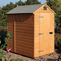Rowlinson Security Shed 6x4ft