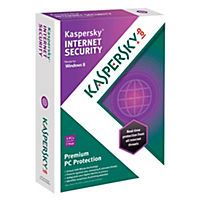 Kaspersky Internet Security 2013 3 Users