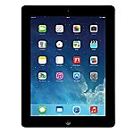 iPad with Retina display with Wi-Fi 16GB Black
