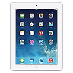 iPad with Retina display with Wi-Fi 16GB White
