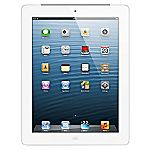 iPad with Retina display with Wi-Fi + Cellular 32GB White