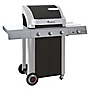 Landmann 3-burner Black Cronos Barbecue