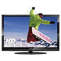 "Blaupunkt 32/131G 32"" HD Ready 3D LED TV with 4 Pairs of 3D Glasses"