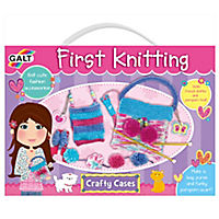 Galt Toys First Knitting Kit