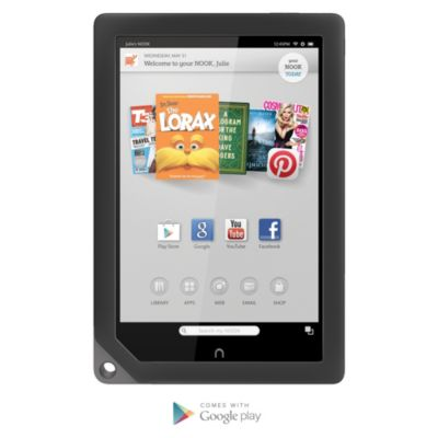 "NOOK HD+ 9"" 16GB Wi-Fi Tablet 1.5GHz Dual Core Processor Full HD Display Slate - image 1"