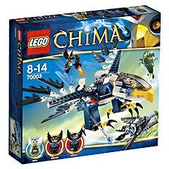 LEGO Legends of Chima Eris Eagle Interceptor