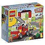 LEGO Bricks & More My First Fire Station