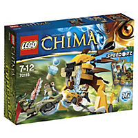 LEGO Legends of Chima Ultimate Speedor Tournament