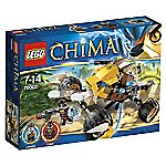 LEGO Legends of Chima Lennox Lion Attack