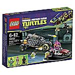 LEGO Turtles Stealth Shell in Pursuit