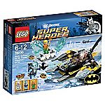 LEGO Super Hero's Arctic Batman vs Mr Freeze