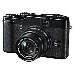 Fujifilm FinePix X10 12 Megapixel 4x Zoom Black Advanced Compact Digital Camera