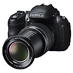 Fujifilm FinePix HS30EXR 16 Megapixel 30x Zoom Black Bridge Digital Camera