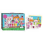 Lalaloopsy Paper Doll Fashion Set