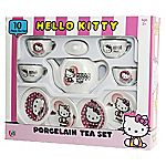 Hello Kitty Porcelain Tea Set