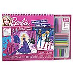 Barbie Glam Portfolio Glitter Set
