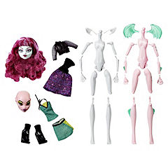 Monster High Create a Monster: Werewolf & Dragon