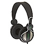 WeSC Oboe Black and Green Headphones