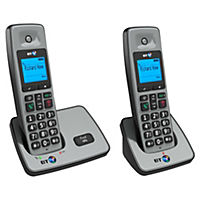 BT 2000 Twin DECT Cordless Phone