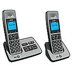 BT 2500 Twin DECT Cordless Phone with Answering Machine
