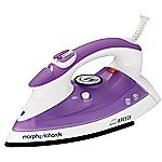 Morphy Richards Purple Breeze Ceramic Steam Iron