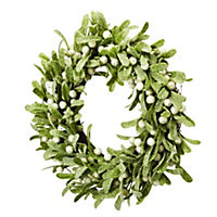 by Sainsbury's Mistletoe Wreath