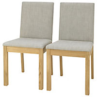 Michigan Pair of Dining Chairs