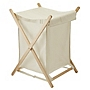 Sainsbury's Canvas Laundry Basket
