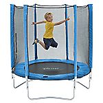 Plum Junior Blue Trampoline and Enclosure