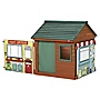 Plum Wooden Role Playhouse