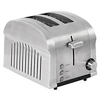 Kitchen Collection Stainless Steel 2-slice Toaster
